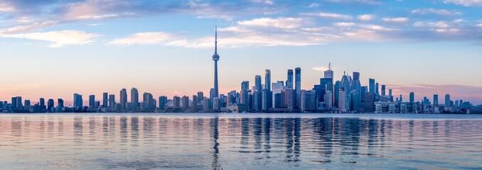 Fototapeta Toronto Skyline - Toronto, Ontario, Canada