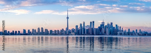 Aluminium Prints Toronto Toronto Skyline - Toronto, Ontario, Canada