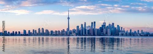 In de dag Toronto Toronto Skyline - Toronto, Ontario, Canada