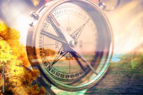 Fotografía  Compass.
