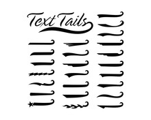 Text Tails
