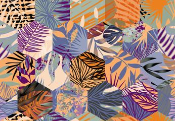 FototapetaSeamless pattern.