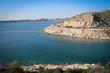 Aegean Sea coast of Greece