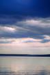 cloud water light beam