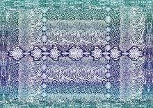 Animal Texture Mixed Print