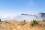 Hiking Pico do Arierio, Pico Ruivo, Madeira, Portugal