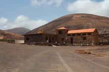 Aloe Farm,  Island Of Fuerteventura Between Costa Calma And Jandia