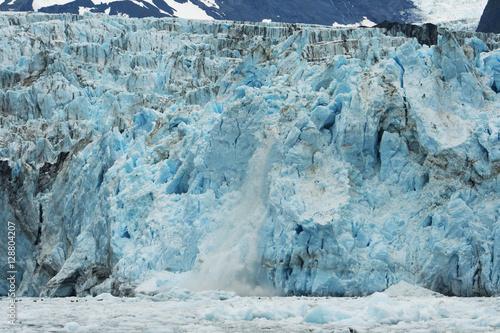 Fotobehang Gletsjers Glacier