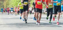 Marathon, Street Runners  In S...