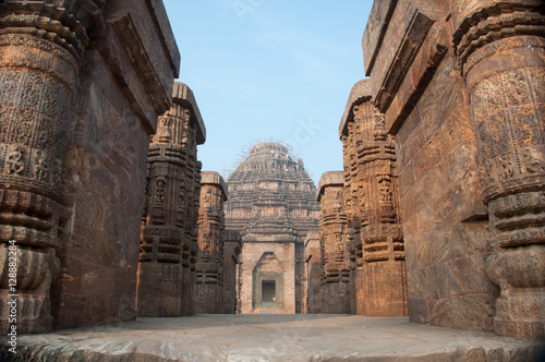Fototapeta Konark Sun Temple India