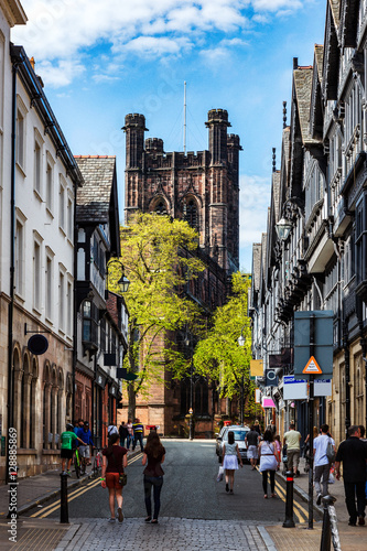 Chester city, England Fotomurales