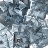 Fototapeta Kamienie - Geometrical pattern.