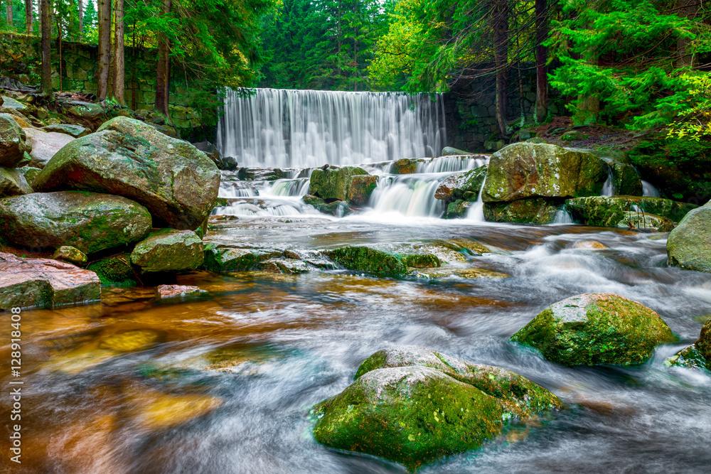 Fototapety, obrazy: Wodospad Dziki, Karpacz