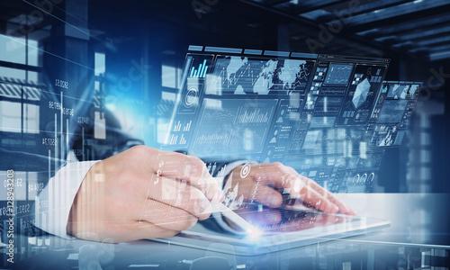 Media technologies for business