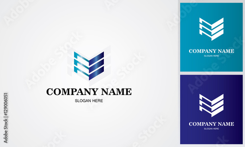 Book Data Digital Logo Buy This Stock Vector And Explore