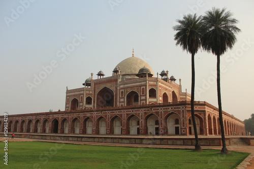 Stickers pour porte Delhi Humayun's Tomb in New Delhi