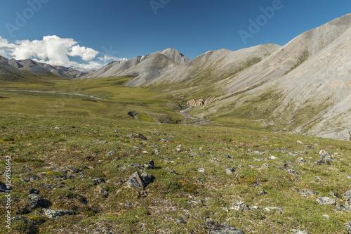 Fotografia, Obraz  North side of the Brooks Range near Galbraith Lake, Alaska.