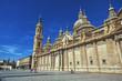Cathedral of Lady Pilar in Zaragoza