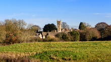 Colerne With Church Of St. Joh...