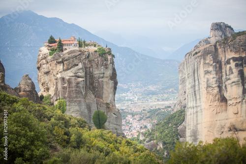 Valokuva  Monastery in Meteora, Greece