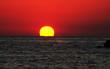 Kuba: Sonnenuntergang am Strand von Trinidad