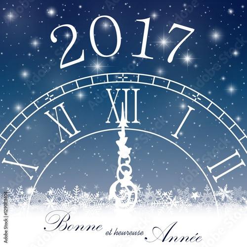 2017 Bonne Année Fond Nuit étoilée Buy This Stock