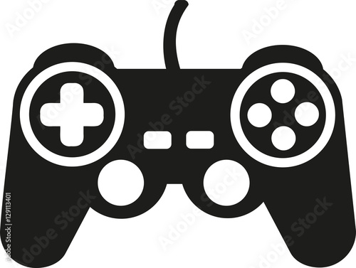 Game controller Poster Mural XXL