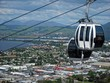 Gondola overlooking Rotorua