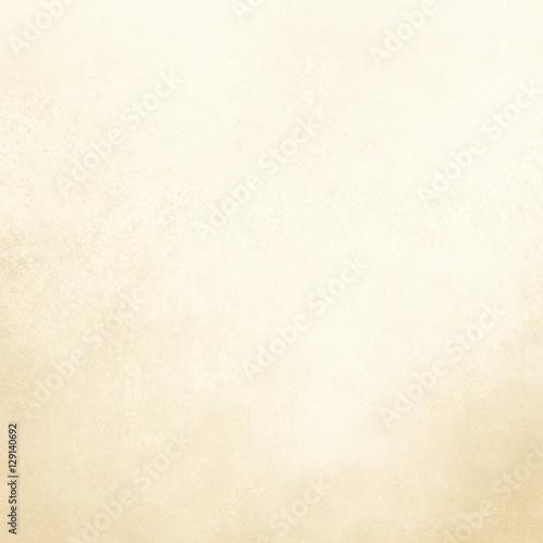 Foto op Plexiglas Retro plain white background with yellowed vintage texture