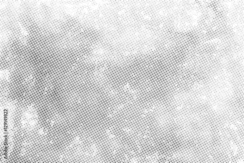 Valokuva aged newspaper halftone abstract dotted background and texture