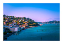 Sausalito During Late Afternoo...