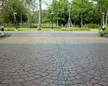 Road Gray Worm Brick