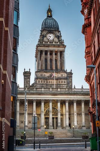 Leeds Town Hall,England