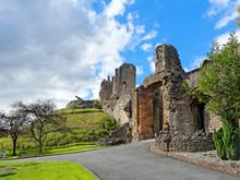 Dudley Castle, The Main Entran...
