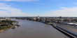 Panoramic Skyline of Savannah Georgia