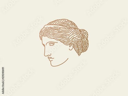 Fotografie, Obraz  Venus logo
