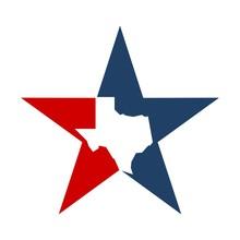 Lone Star Texas Logo Template.