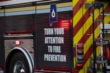 Fire Prevention Ad