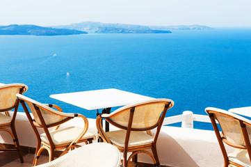FototapetaSantorini island, Greece.