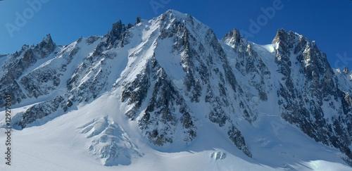 Montage in der Fensternische Gebirge Beautiful Mountains