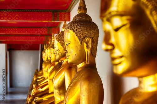 Photo  Buddha Statue in Thailand