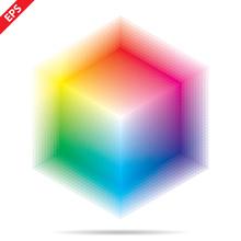 Vector Color Palette. 1261 Dif...