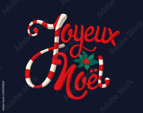Fotografie, Obraz  Joyeux Noël