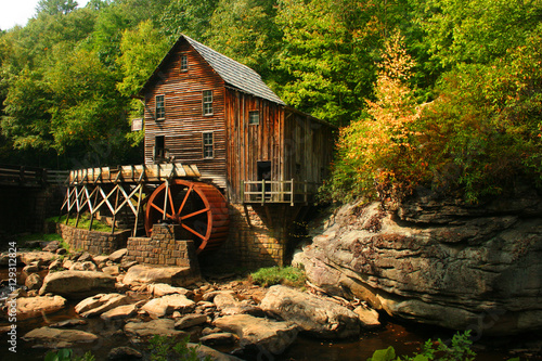 Old Mill Fototapet