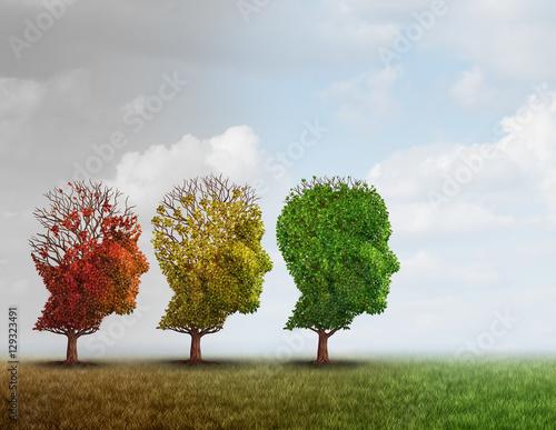 Fotografie, Obraz  Dementia Treatment
