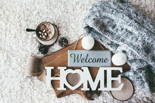 Winter Homely Decor