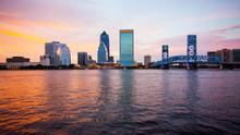 Jacksonville, Florida City Sky...
