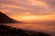 Rocky shore of lake Baikal