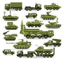 Big Set Of Military Equipment....