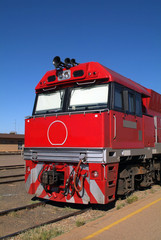 Australia, Railway